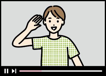 動画広告のイメージ